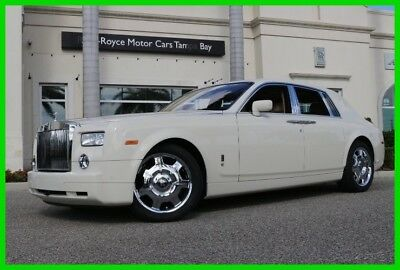 2008 Rolls-Royce Phantom  2008 Used 6.8L V12 48V Automatic RWD Moonroof Premium