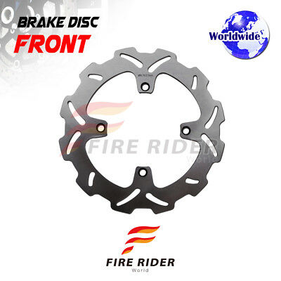 FRW 1x Front Brake Disc Rotor For KAWASAKI KLX 450 R 07-14 08 09 10 11 12 13 14