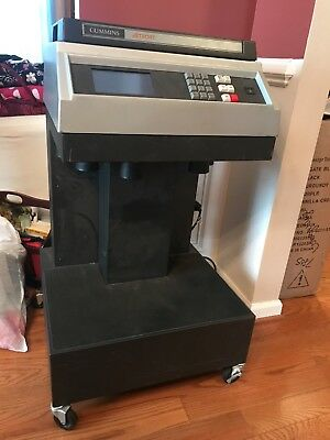 Black Change Coin Counter in good condition
