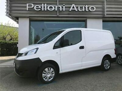 Nissan nv200 van 1,5 110cv 6marce unico proprietario