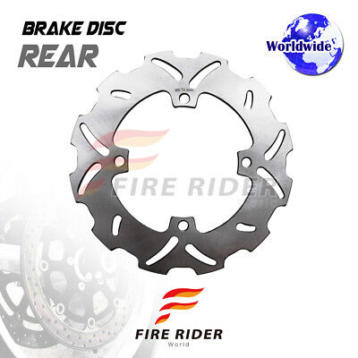 FRW 1x Rear Brake Disc Rotor For KAWASAKI KLX 450 R 07-14 07 08 09 10 11 12 13