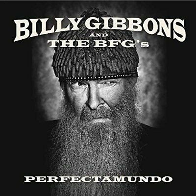 Billy Gibbons - Perfectamundo - Billy Gibbons CD WIVG The Fast Free Shipping
