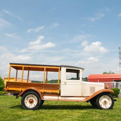1929 Other Makes Series AC International 1.5-ton Truck 1929 Chevrolet Series AC International 1.5-ton Truck