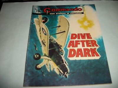 1983  Commando comic no. 1708