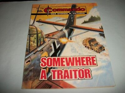 1984  Commando comic no. 1799