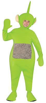 Adult Teletubbies Dipsy Pbs Cartoon Green Birthday Party Costume Gc4211