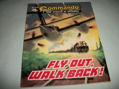 1988  Commando comic no. 2182