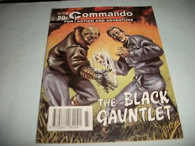 1993  Commando comic no. 2703