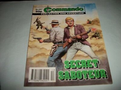 1996  Commando comic no. 2927