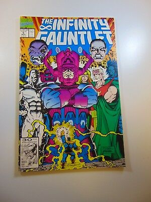 Infinity Gauntlet #5 NM- condition Huge auction going on now!