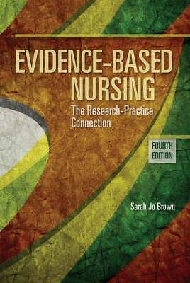 EB00K-Evidence-Based Nursing The Research-Practice Connection 4th Edition by Bro