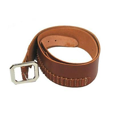 Hunter Company Inc Adjustable Cartridge Belt .22 Caliber Tan 3458-000-022