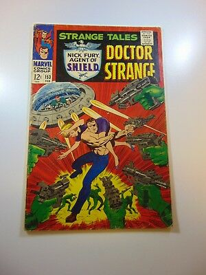 Strange Tales #153 VG condition Huge auction going on now!