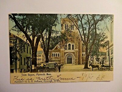 1905 Town Square , Plymouth , Ma. / C49
