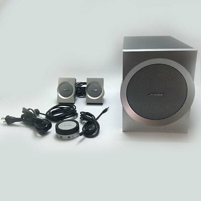 Bose Companion 3 Multimedia Speaker System for PC Speakers and Subwoofer