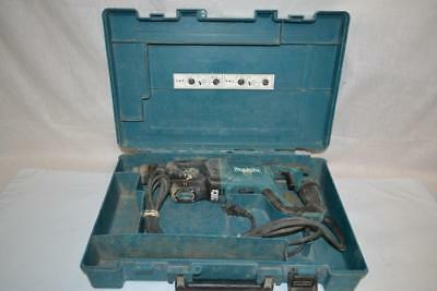 "Makita HR2621 8A 1"" Corded SDS-Plus Rotary Hammer Drill w/Hard Case"