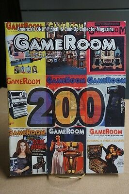 Gameroom Magazine August 2005   200th Edition!