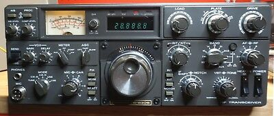 Kenwood TS-830S Gold Edition HF Ham Transceiver - Beautiful Working Condition