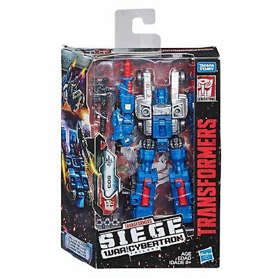 Transformers War for Cybertron COG Siege Deluxe Class WFC-S8 MIB