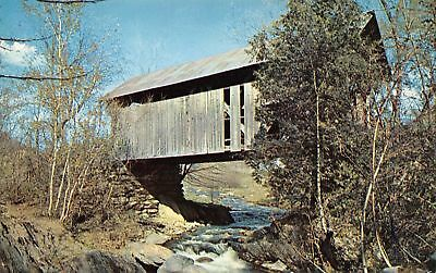 C12-0068, Covered Bridge, Vt.,
