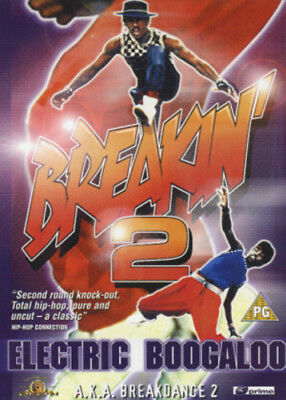 Breakdance 2 - Electric Boogaloo DVD (2004) Lucinda Dickey