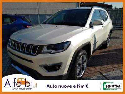 JEEP Compass 2.0 Multijet 140CV EURO 6D 4WD Cambio Aut. Limited