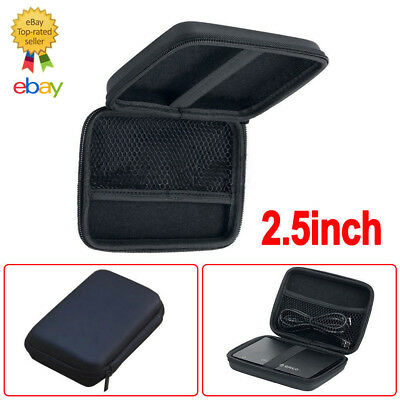 2.5inch External Hard Disk Drive Case Carry Pouch for Seagate Western Digital UK