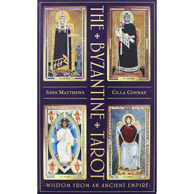 The Byzantine Tarot Pack (Paperback), Non Fiction Books, Brand New