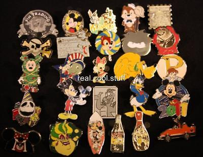 Disney Pin Lot 50 Random - No Duplicates - Trade or Keep - FREE US Ship - Y