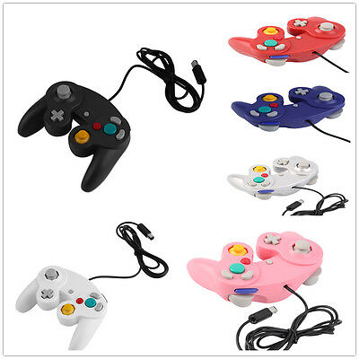 Hot Wired Game Controller Pad Joystick for Nintendo GameCube or for Wii 2019
