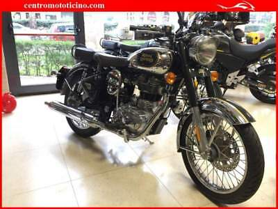Royal Enfield Classic Chrome - 2018