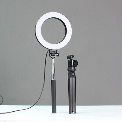 LED Ring Lights With Stand Dimmable LED Lighting Kit For Makeup Youtube Live