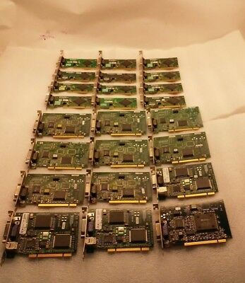 Large Lot of 24 National Instruments PCI-GPIB cards * Various Models