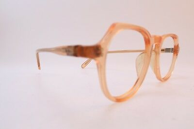 Vintage 40s acetate eyeglasses frames hand made in England women's extra small