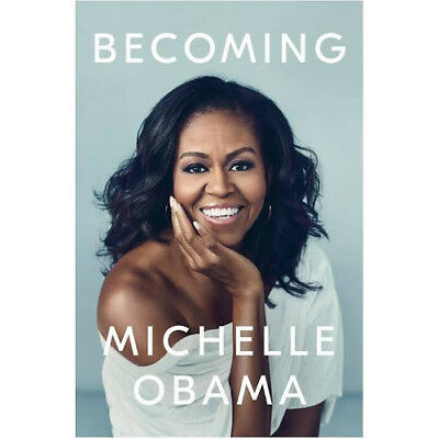 Becoming: Michelle Obama ( hardcover )