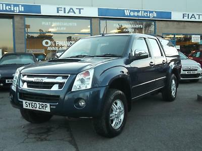 2011/60 ISUZU RODEO DENVER 2.5 4x4 DOUBLE CAB PICK UP