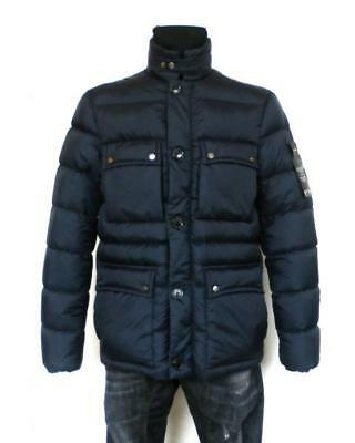 PEUTEREY down jacket man jacket NAVAL CJ blue color