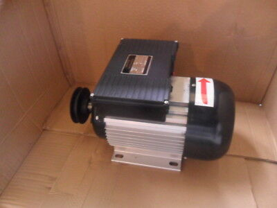 AIR COMPRESSOR ELECTRIC MOTOR 240V 3HP SUITABLE 100-200 LTR ct401 ANTICLOCKWISE