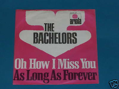 7-Single-Beat-THE BACHELORS-Oh how i miss you