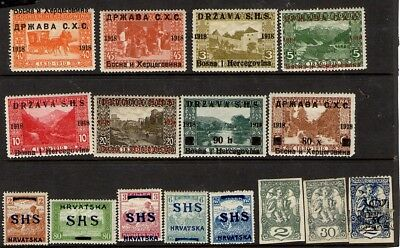 Albania - MNH/MM Collection - older issues
