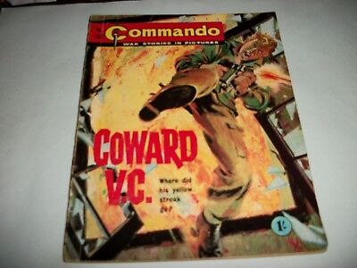Early 1960's  Commando comic no. 163