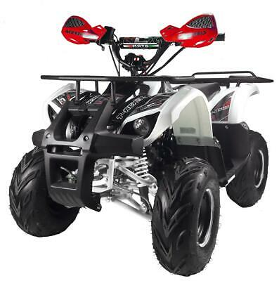 Quad t rex well 125 r7 con retromarcia rosso