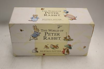 The World of Peter Rabbit By BEATRIX POTTER 23 Book Complete Collection  - N43