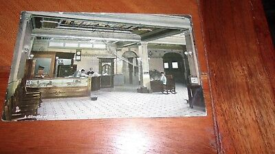 Tucks Pine Bluff, Arkansas Postcard-Lobby in The Jefferson