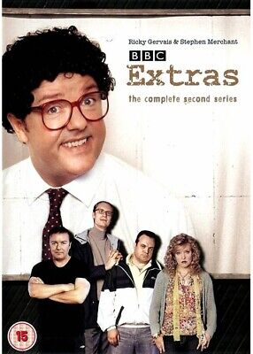 [DVD] Extras - The Complete Second Series