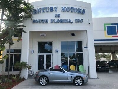 2005 Chrysler Crossfire  Power Convertible Top Automatic Transmission Leather