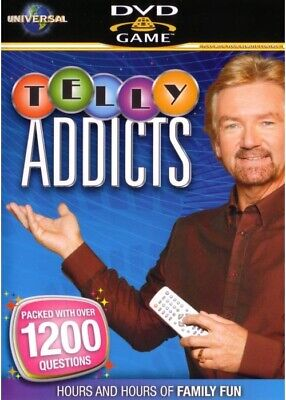 [DVD] Telly Addicts: DVD Game