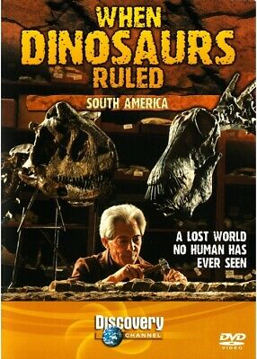 [DVD] When Dinosaurs Ruled: South America
