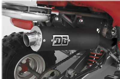 DG Performance RCM II Slip-On with Spark Arrestor 051-4160 SS/SS/AL Exhaust