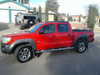 2006 Toyota Tacoma PreRunner 2006 Toyota Tacoma Pre runner Double Cab 4-Door